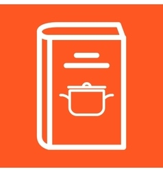Soup recipes vector