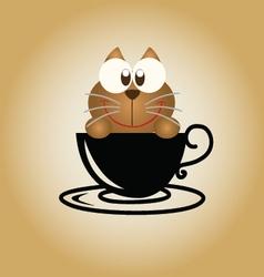 Catkcocoffee vector