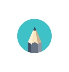Pencil creativity and vector