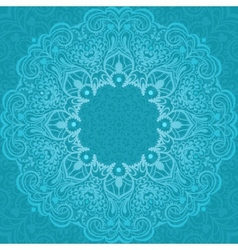 Abstract Mandala Element for design vector image