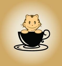 Catlinecoffee vector