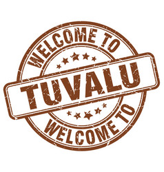 Welcome to tuvalu vector