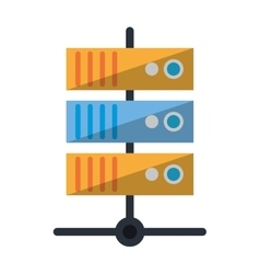 Data base technology server system vector