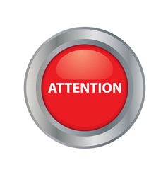 attention vector image