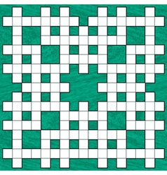 Crossword vector