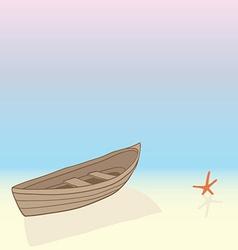 Lodki10 vector image