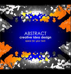 Background blue texture design vector
