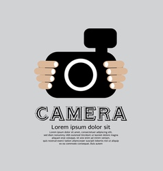 Camera EPS10 vector image