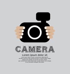 Camera eps10 vector