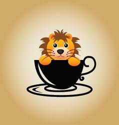 Lioncoffee vector