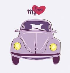 mylovebug vector image