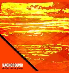 Background texture orange vector