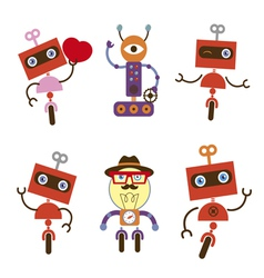 We are the robots vector
