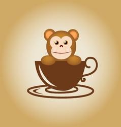 Monkeycoffee vector