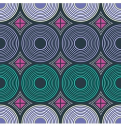 African ornament seamless pattern vector image vector image