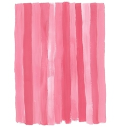 Pink gouache background vector
