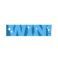 Win text vector