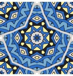 Geometric pattern tiles vector
