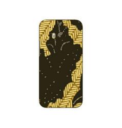 batik phonecase 9 vector image