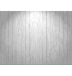 Wooden white background vector