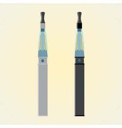 Electronic cigarette 02 vector