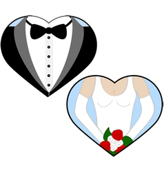 Wedding love vector