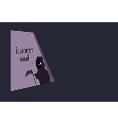 Grim reaper vector