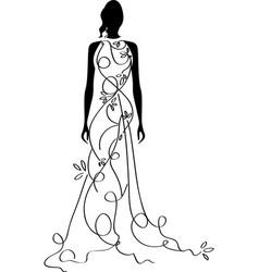 Bridal shower5 vector
