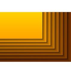Layers orange vector