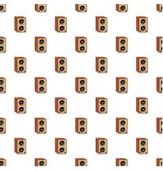 Sound speaker pattern vector