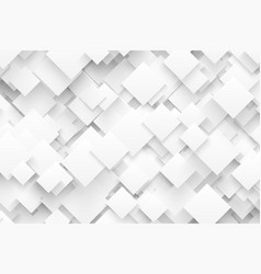 Abstract technology white background vector