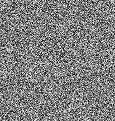 Tv noise texture vector