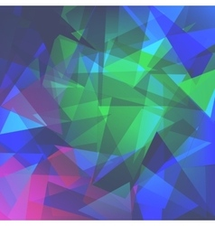 Abstract triangles background for use in your vector