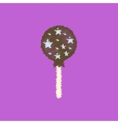 Flat icon design collection bonbon candy vector