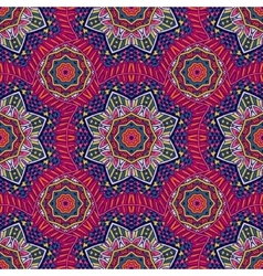 Abstract festive colorful grunge ethnic vector