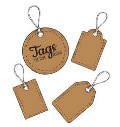 Tags set tag vector