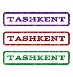 Tashkent watermark stamp vector