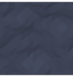 Black abstract triangular background vector