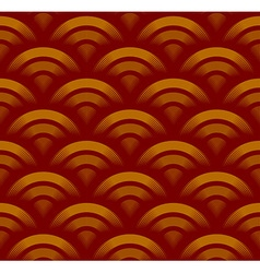 Seigaiha pattern vector