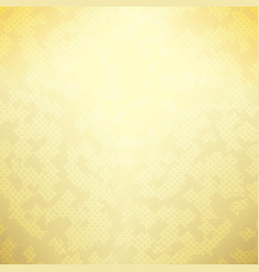 Golden spotted background vector