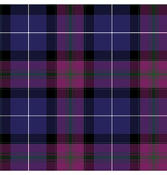 Pride of scotland tartan fabric texture pattern vector