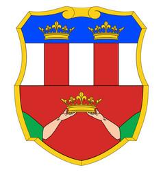 Eastern rumelia coat of arms vector