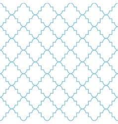 Quatrefoil classic net pattern vector