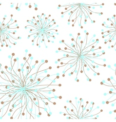 Seamless abstract hand drawn pattern background vector image vector image
