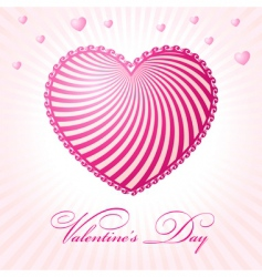 Valentine's day graphics vector