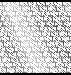 Wave line abstract background vector