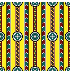 seamless pattern assiria vector image