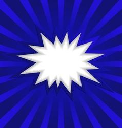 Bang background vector