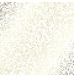 Geometric modern golden background from vector image