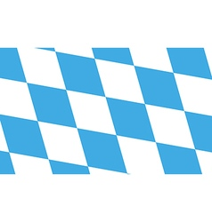 Bavaria flag vector